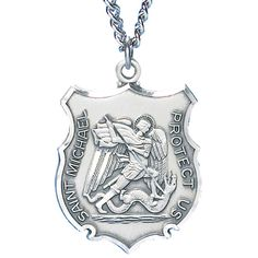 Police jewelry, watches, gifts and keepsakes for police officers featuring law enforcement, policeman badges, shields and gift ideas for cops and their families. Police Jewelry, St Michael Pendant, Engraved Rings, Law Enforcement, Police Officer, Garnet, Sterling Silver Rings, Pendant Necklace, Chain