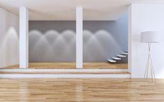 Casa Anime, Empty Room, 3d Rendering, Modern Living, App Design, Shabby Chic, Rooms, House Design, Templates