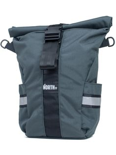 Steel Gray / Black pannier bag for my bike, converts to a backpack - maybe a good camera bag too?