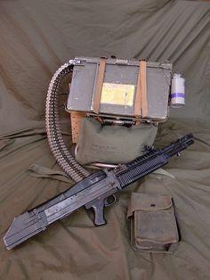M60 (CQC Navy SEAL version)