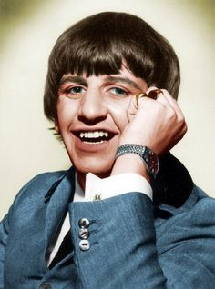 ♡♥Ringo Starr in 1964 - click on pic to see a larger pic and many more pics of Ringo♥♡