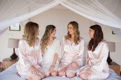 bridesmaid robes homebodii