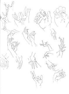 Hand sketches - 2/10/14 - esolomon