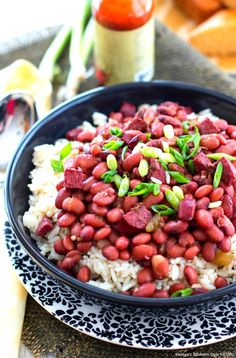 2152 Best Bean Recipes images in 2019 | Food recipes, Bean