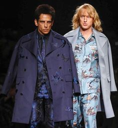 #VALENTINO #ZOOLANDER Zoolander, Valentino, Raincoat, Instagram Posts, Jackets, Fashion, Rain Jacket, Down Jackets, Moda