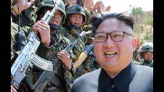 La Corée du Nord a déclaré dimanche qu'elle était prête à faire couler l...