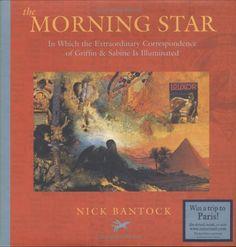 Morning Star by Nick Bantock https://www.amazon.ca/dp/1551926210/ref=cm_sw_r_pi_dp_x_3O0qyb7E445DZ
