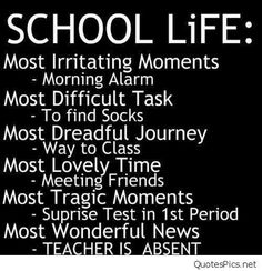 27 School Life is the Best Life images | High school life, Life is