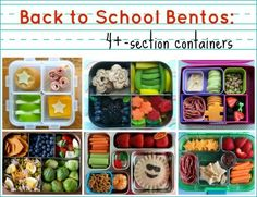 The school year cometh, meaning you've already been pinning lunch ideas, fall outfits, and celebratory mommy mocktails like crazy. You're almost there, mama; just a few weeks of summer left. Cute Lunch Boxes, Bento Box Lunch, Lunch Snacks, Box Lunches, School Lunches, Lunch Box Recipes, Lunch Ideas, Bento Ideas, Snack Boxes Healthy