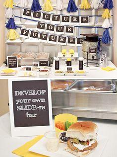 Picture Your Future Graduation Party Ideas