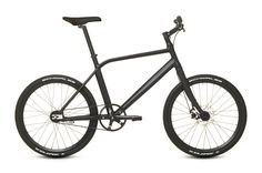 ThinBike by Schindelhauer 2014. Finally available in matt black! EDIT: Re-pinning with a better image.