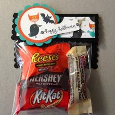 Stampin' in the Sun!: Halloween Bags, Tags and Boxes with SSInk