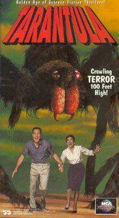 Tarantula 1955  starring John Agar, Mara Corday and Leo Carroll