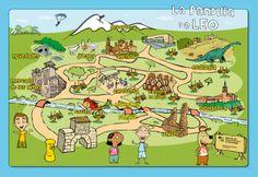 Actividades para Educación Infantil: Portal LARIOJA
