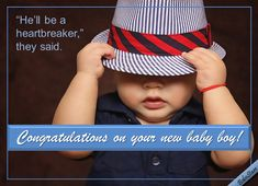 A congratulations ecard for the grandparents of a new grandchild