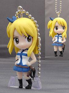 Ball Key Chain Figure FAIRY TAIL Lucy Heartfilia 441-2 | eBay