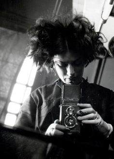 Eva Besnyö  Selbstportrait, Berlin 1931