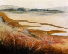 DPW Fine Art Friendly Auctions - Bodega Bay Sunrise by Dalan Wells