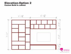 A Brooklyn Apartment Gets a Living Room Makeover Custom Built In Bookshelves_Living Room Design Ideas_Makeover