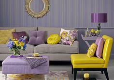 Orquídea Radiante – a cor de 2014! Veja decorações neste tom!