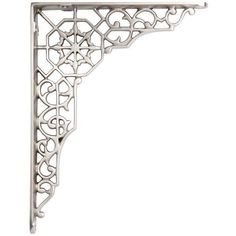 Nautical Wheel Scrollwork Brass Shelf Bracket (255.785 IDR) ❤ liked on Polyvore featuring home, home decor, small item storage, nautical theme home decor, nautical home accessories, brass home accessories, brass home decor and nautical home decor