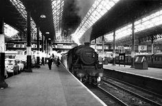 Liverpool Exchange Station in 1965.