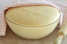 Pan brioche alla panna montata ricetta base dolce, per preparare bombe, cornetti e ciambelle con le vostre mani, un impasto sofficissimo