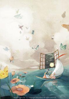 kim minji: www.ki204.com- illustration2 update