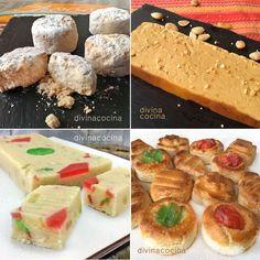 Una selección de recetas de repostería navideña. Con estos 10 dulces de Navidad caseros ganas en salud y sabor, todo artesano y natural.                                                                                                                                                                                 Más