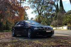 E46 M3 southern highlands May 2017