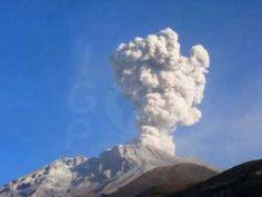 Volcanoes Today, 12 Apr 2014: Fuego, Nyamuragira, Ubinas, San Cristobal
