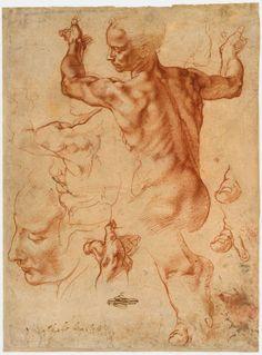 Deja View: Michelangelo...Yes, Michelangelo
