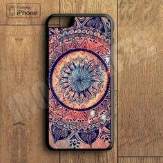 Mandala Plastic Case