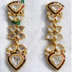 mughal+jewelry | Mughal Jewelry, Traditional Gold Jewelry, Wholesale Jewellery ...