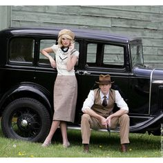 if I ever did a themed e shoot it would be Bonnie and Clyde Family Costumes, Couple Halloween Costumes, Halloween 2017, Holidays Halloween, Halloween Makeup, Halloween Party, Halloween Ideas, Bonnie And Clyde Photos, Bonnie Clyde