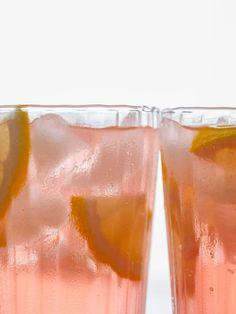 Grown Up Pink Lemonade | Coktail recipe | Spoon Fork Bacon