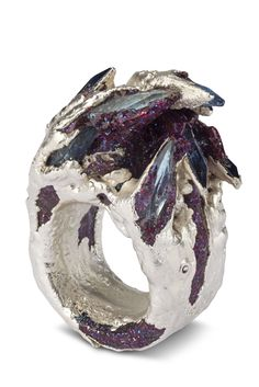 Maud Traon Precious Metal Series MT-2013-1-02                                                                                                                                                                                 More