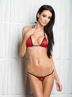 Bikini adjustable triangle
