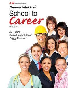 School to Career by J.J. Littrell  Ed.D., http://www.amazon.com/dp/1605255297/ref=cm_sw_r_pi_dp_L7rAqb1WWSEMM