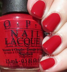 OPI Holiday 2015 Starlight Collection - Love Is In My Cards