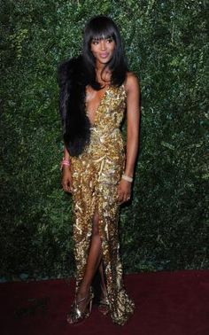 English model Naomi Campbell attends the London Evening Standard Theatre Awards at The Palladium in London on November 30, 2014. UPI/Paul Treadway  Read more: http://www.upi.com/News_Photos/Entertainment/The-London-Evening-Standard-Theatre-Awards/fp/8722/#ixzz3Kf0gBnsx