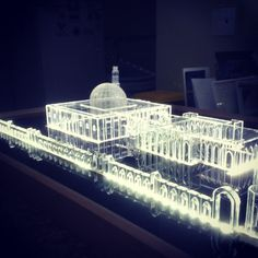 """39 Me gusta, 4 comentarios - Vinicius SS (@bsbmaquetes) en Instagram: """"Hello everybory, the model was my biggest challenge to date, model of the Grand Mosque of Sultan of…"""""""