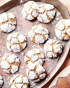 Lemon zest and juice add brightness and cut the richness of the brown butter in these cookies. You can make the dough up to two days in advance.