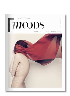 Moods Magazine | I am such a big fan of that letterhead and the composition.