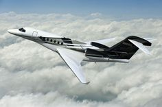 Cessna Citation Longitude - want one in the backyard..