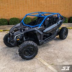 ff389ca2230 S3 Power Sports Can-Am Maverick X3 ABC Pillar Cage Super Fast Cars