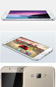 Samsung Galaxy A8 is only 5.9mm thin, making it the slimmest Samsung phone ever