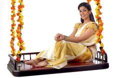 Nayanthara Gorgeous Photoshoot in Onam Dress!!!