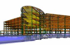 Steel Construction Detailing entails apt knowledge of engineering standards, innovative, creative, experienced and trained engineers to offer quality and precise services. Our team members study, research, explore and understand each aspect associated to the project, making a former discussion of the picked up task which is also carried on completion of the job to resolve any query and also to assist our clients. AutoCAD structural detailing, Point Cloud Modeling Service.
