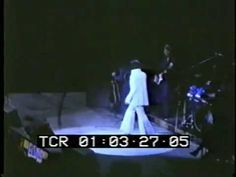 Rare Elvis, Clint Eastwood at the Sahara - YouTube